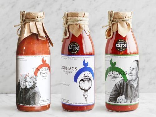 Lindhag 10 Tomato Sauce Idha Lindhag   Ost