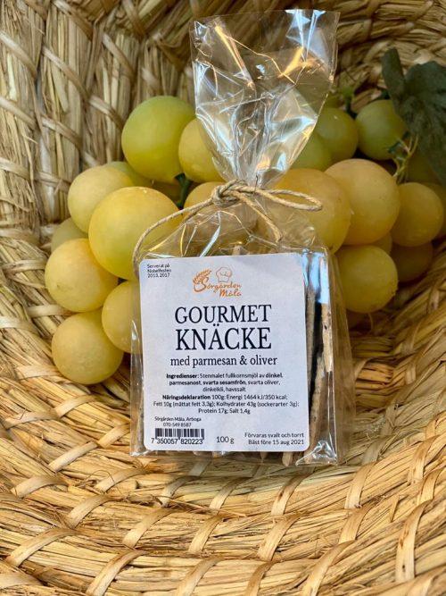 Gourmet Knake Parmesan Oliver 5 | Ost