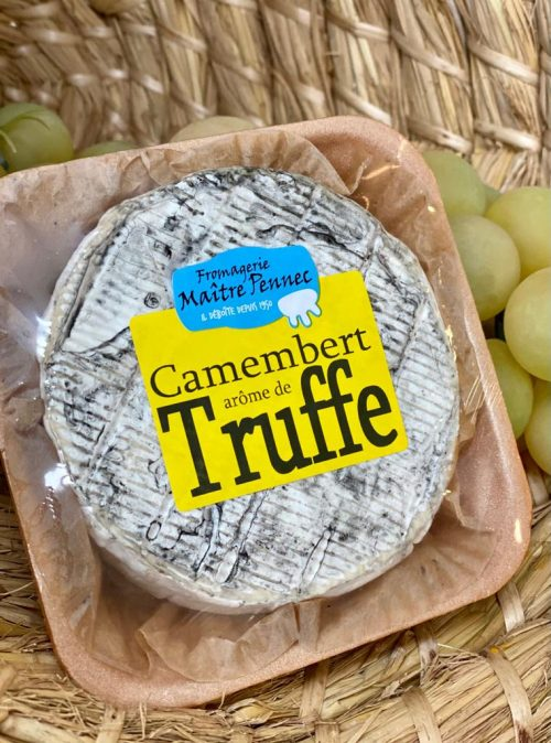 Camembert A La Truffe   Ost