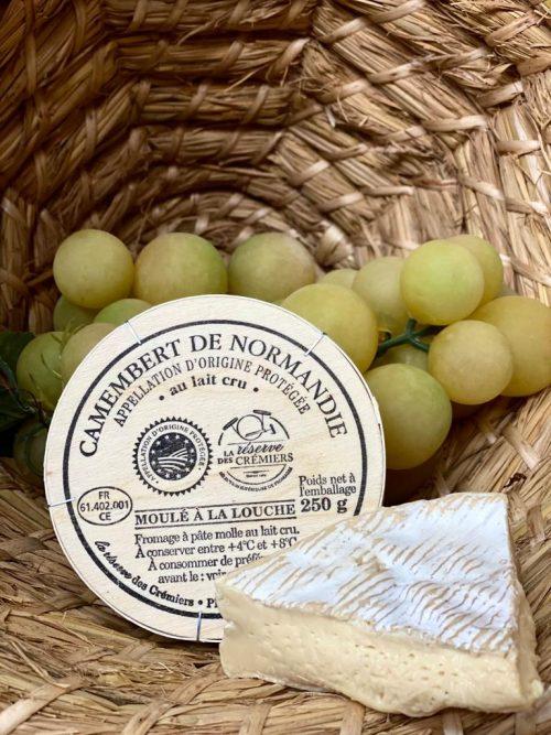Camembert De Normandie   Ost