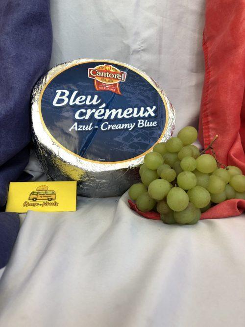 Bleu Cremeux 2   Ost
